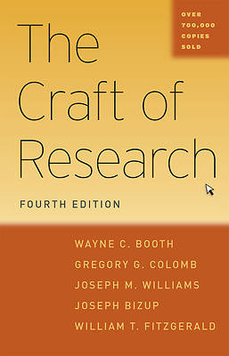 Picture of The Craft of Research