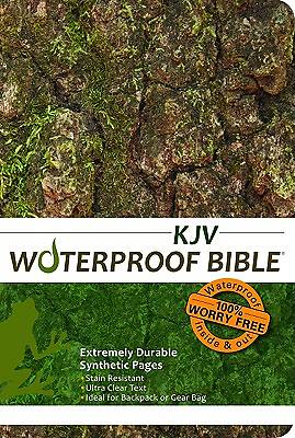 King James Version Waterproof Bible