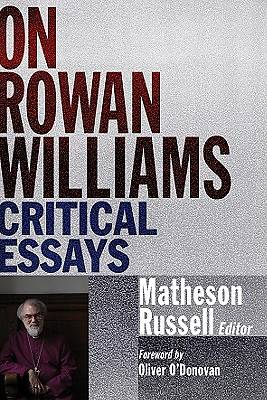 On Rowan Williams
