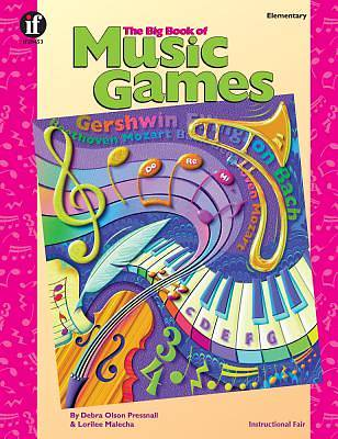 Picture of The Big Book of Music Games