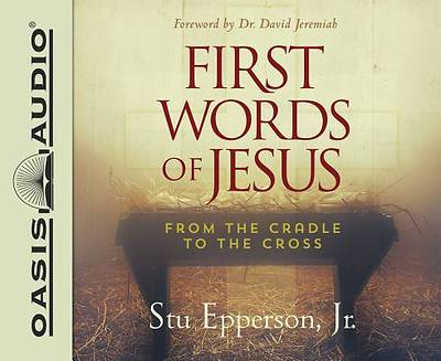 Picture of First Words of Jesus (Library Edition)