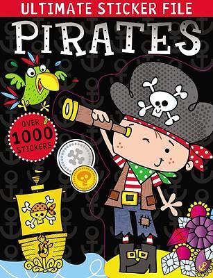 Picture of Ultimate Sticker File Pirates