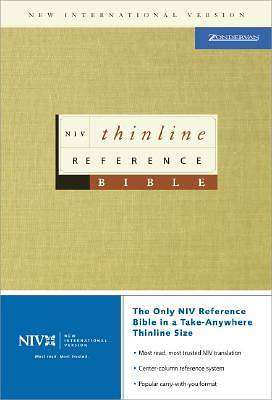Picture of Thinline Reference Bible New International Version
