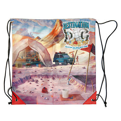 Picture of Vacation Bible School VBS 2021 Destination Dig Unearthing the Truth About Jesus Backpack