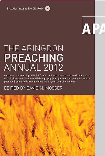 The Abingdon Preaching Annual 2012 - eBook [ePub]