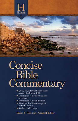 Picture of Holman Concise Bible Commentary
