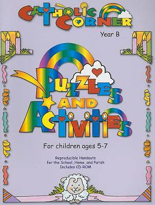 Picture of Puzzles & Activities for Children Ages 5-7