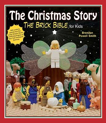 Picture of The Brick Bible Christmas Story