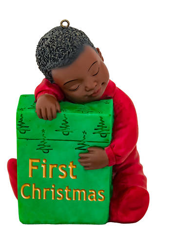 Picture of First Christmas Ornament - Boy