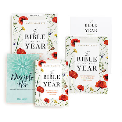 Picture of The Bible in a Year - Launch Kit
