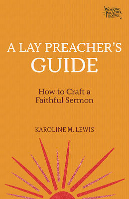 Picture of A Lay Preacher's Guide