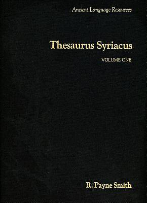 Picture of Thesaurus Syriacus
