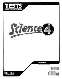 Picture of Science 4 Testpack 3rd Edition