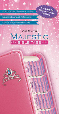 Picture of Princess Majestic Bible Tabs