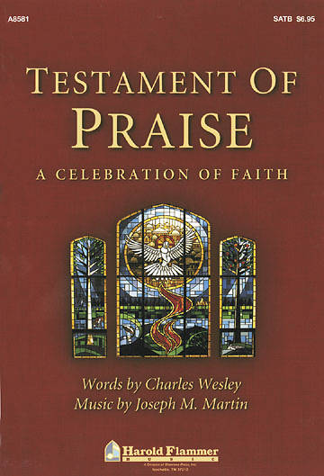 Testament of Praise SATB Choral Book