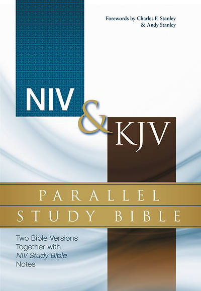 NIV and KJV Side-By-Side Study Bible