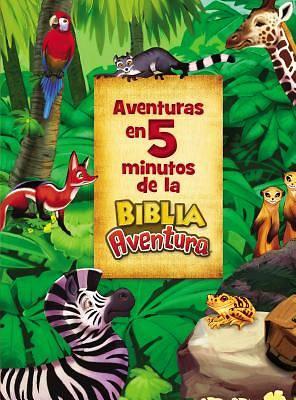 Picture of Aventuras En 5 Minutos de la Biblia Aventura
