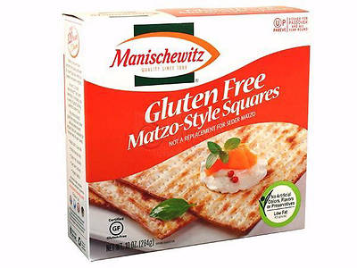 Picture of Matzos Gluten Free Bread