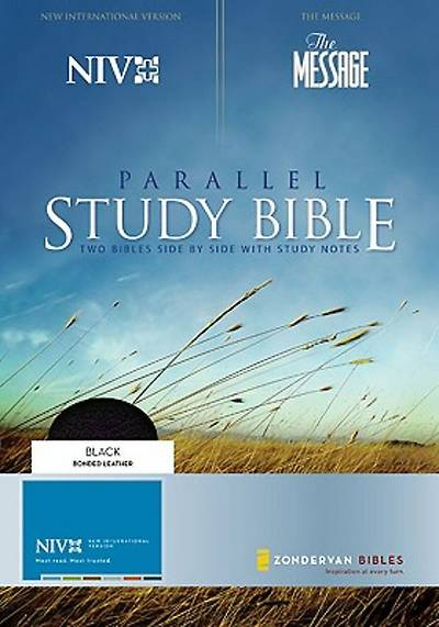 New International Version / The Message / Remix Parallel Study Bible
