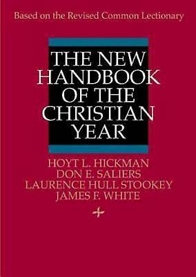 The New Handbook of the Christian Year - eBook [ePub]
