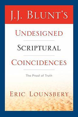 Picture of J. J. Blunt's Undesigned Scriptural Coincidences