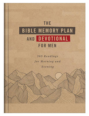 Picture of The Bible Memory Plan and Devotional for Men