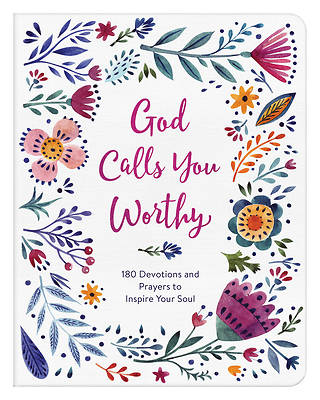 Picture of God Calls You Worthy