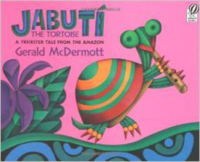 Picture of Jabuti the Tortoise
