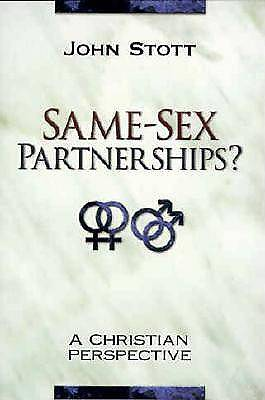 Same-Sex Partnerships?