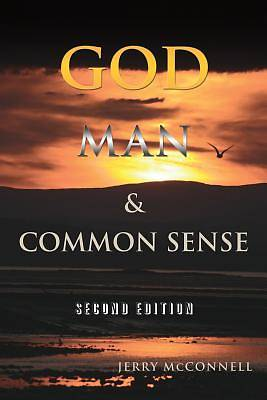 Picture of God Man & Common Sense Second Edition