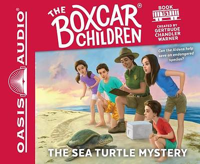 The Sea Turtle Mystery (Library Edition)