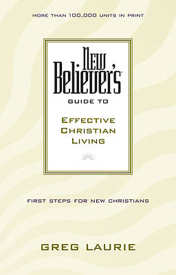 Picture of New Believer's Guide to Effective Christian Living
