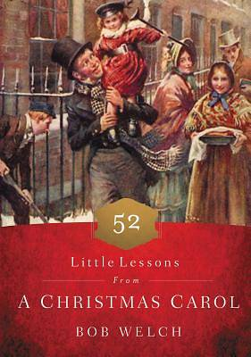 Picture of 52 Little Lessons from a Christmas Carol