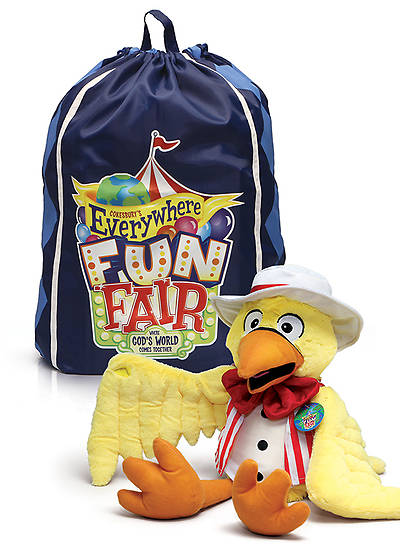 Vacation Bible School 2013 Everywhere Fun Fair Special Kit