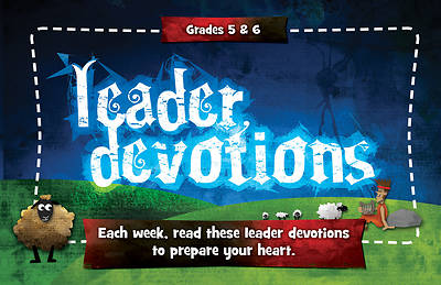 Buzz Grades 5&6 Leader Devotions Fall  2017