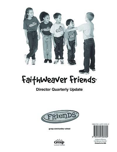 Picture of FaithWeaver Friends Director Quarterly Update Spring 2021