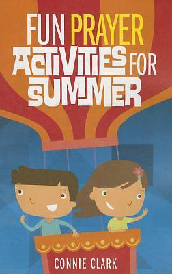 Picture of Fun Prayer Activities for Summer