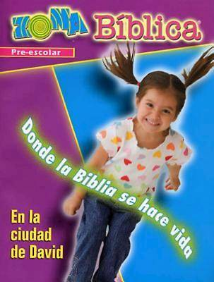 Zona Biblica En la Ciudad de David Preschool Leaders Guide