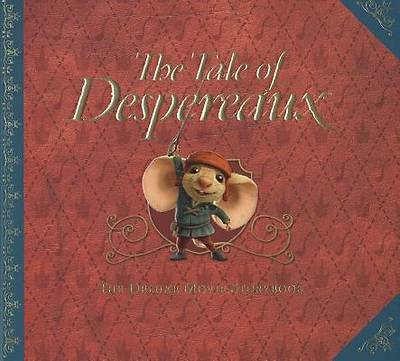 Picture of The Tale of Despereaux Deluxe Movie Storybook
