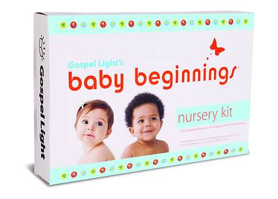 GL Baby Beginnings Nursery Kit