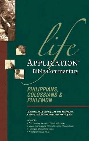 Philippians, Colossians, & Philemon
