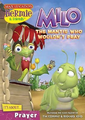 Milo, the Mantis Who Wouldnt Pray DVD