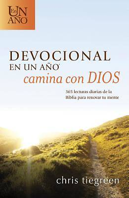 Picture of The One Year Walk With God Devotional - eBook [ePub]
