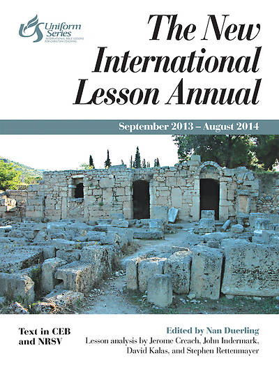 The New International Lesson Annual 2013-2014 - eBook [ePub]