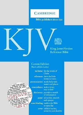 Picture of Cameo Reference King James Version Bible