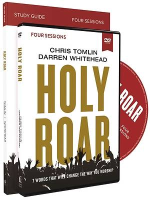 Picture of Holy Roar Study Guide with DVD