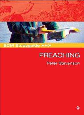 Picture of Preaching (Scm Studyguide)