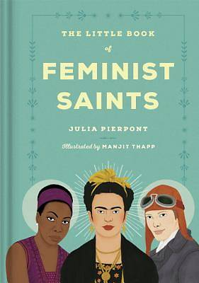 Picture of The Little Book of Feminist Saints