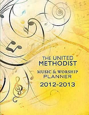 Picture of The United Methodist Music & Worship Planner: 2012-2013 eBook [ePub]