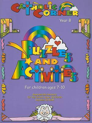 Picture of Puzzles & Activities for Children Ages 7-10